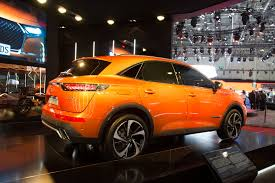 2017 ds 7 crossback on sale in la premiere edition from 42 650