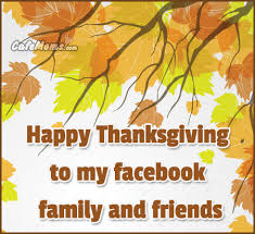 happy thanksgiving to my friends family graphic plus many