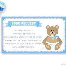 instead of a card bring a book awesome baby shower invitation wording book instead of card and