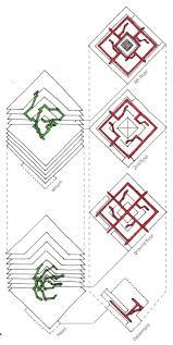 stuttgart city library library analysis stuttgart city library massing diagram adamkor