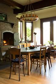 handmade dining room table dining room cheap table and chairs with arts and crafts style