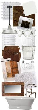 badmã bel designer bathroom moodboard rustic bathroom interiors design ideas