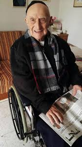 Job Resume Haifa by Oldest Man Is 112 Year Old Israeli Who Survived Auschwitz Ny