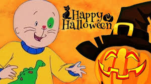 Youtube Halloween Movies For Kids Caillou Caillou U0027s Halloween 2 Hour Compilation Cartoons For