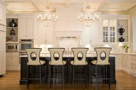 Chandeliers For Kitchen Kitchens With Chandeliers Donatz Info