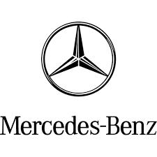 mercedes logo decal sticker mercedes logo