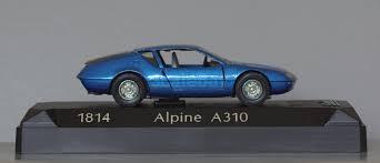 renault alpine a310 1 43 renault alpine a310 капот и двери отрываются аукцион