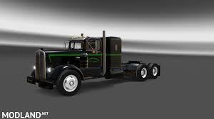 wooden kenworth truck ats