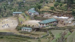 earthbag school in nepal natural building blog this school an earthbag construction project is the first of its kind in the