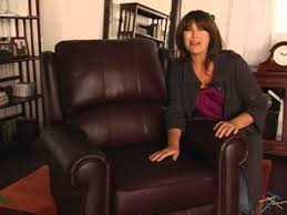 barcalounger charleston recliner burgundy product review video