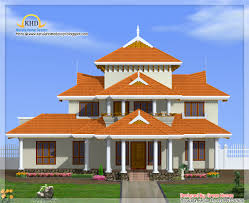 kerala style house architecture 4000 sq ft indian home decor