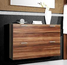 wall mounted shoe cabinet home organization small brown modern wall mounted wood shoe