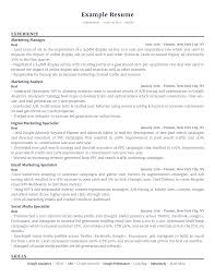 Resume Sample Using Html by Resume Example Series Adding Details To Improve Content U2013 Rezi Blog
