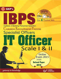 amazon in buy study guide i b p s specialist officers it officers