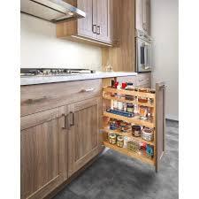 home depot kitchen cabinet organizers rev a shelf 7 5 in base cabinet organizer soft 449