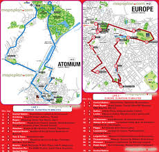 Hop On Hop Off New York Map by Maps Update 12001337 Brussels Tourist Map U2013 14 Toprated Tourist