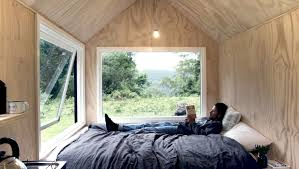 startup unyoked builds tiny houses in the wilderness to make the
