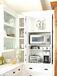 Corner Cabinet Storage Solutions Kitchen Corner Cabinet Storage Ideas Corner Base Easy Reach Corner