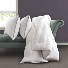 Bedding And Comforters Allerrest Down Comforter And Pillow Set Pacific Coast Bedding