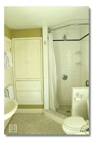 Shower Stall Curtains Small Shower Stall Curtains For Your Bathroom Small Home Ideas