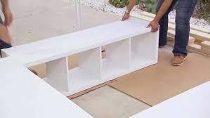 platform bed with storage platform bed frame made in the usa w