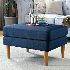 ottoman tan leather ottoman coffee table diy ottoman makeover