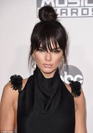 20 year haircuts kendall jenner and pal hailey baldwin recpver from their big night