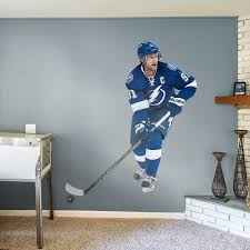 life size steven stamkos center fathead wall decal shop tampa