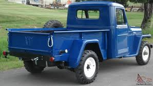 jeep willys wagon for sale willys jeep pickup