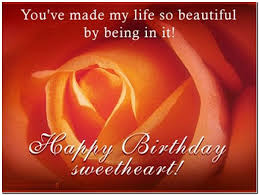 happy birthday message to wife pictures reference