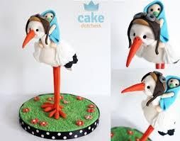 stork cake topper stork cake topper by the cake dutchess stork cakes for baby