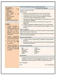 Cma Resume Sample by Career Page 13 Scoop It