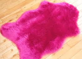 pink rug felt ball rug in turquoise light pink pink sand