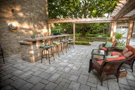 outdoor kitchens burlington gelderman landscape services