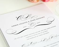 Traditional Wedding Invitation Cards Designs Great Modern Classic Wedding Invitations Modern Traditional