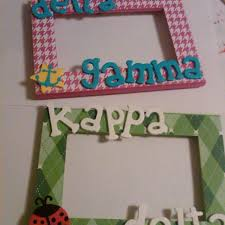 sorority picture frames 563 best sorority ideas images on alpha phi omega pi