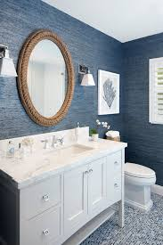 bathroom with wallpaper ideas best 25 nautical wallpaper ideas on wallpaper