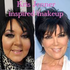 kris jenner inspired makeup tutorial youtube