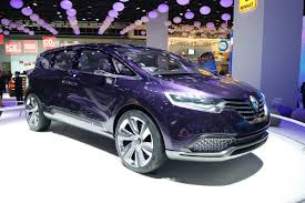 renault espace 2013 renault initiale paris concept outlines the next crossover ish