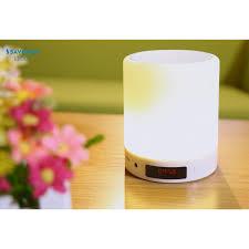 led lampe dimmbar tragbarer bluetooth lautsprecher led leuchte fm radio