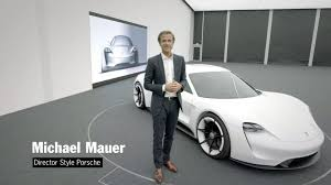 porsche mission e charging porsche reveals its design process for mission e in new video