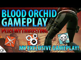 Tom Clancy Rainbow Six Siege Blood Orchid Dlc Blood Orchid Dlc Gameplay Mythbusting Ela Ying Lesion