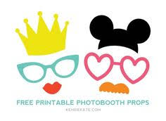 free printable photo booth props template 12 pages of free printable photobooth props free printable