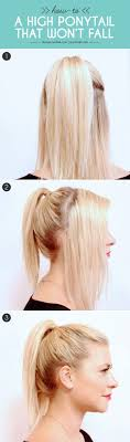 ponytail haircut technique 27 tips and tricks to get the perfect ponytail