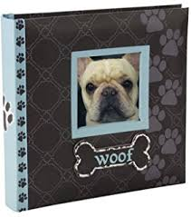 dog scrapbook album ruff a dog s the scrapbook for pets cookman
