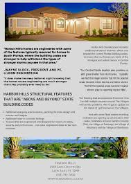 blog harbor hills country club florida custom home builder and