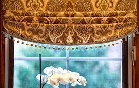 European Roman Shades - relaxed roman fabric shades relaxed roman shades and their