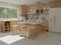 galley kitchen with island dimensions cheap fitted kitchens small