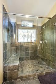 window ideas for bathrooms bathroom window in shower ideasbathroom shower with window