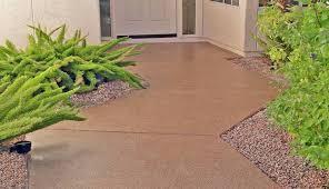 concrete floor paint colors ideas epoxy for patio best concrate